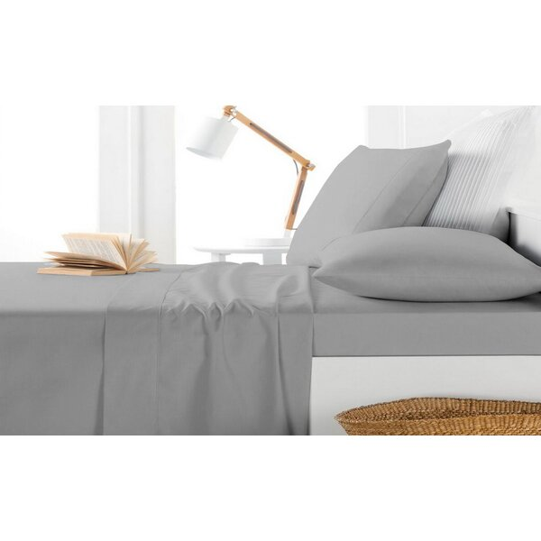 Andress 600 Thread Count Rayon Sheet Set by Darby Home Co