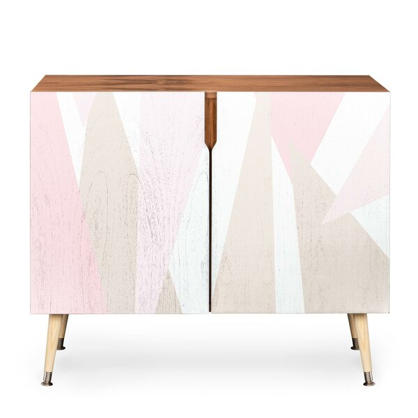 Blush Accent Cabinet by East Urban Home East Urban Home