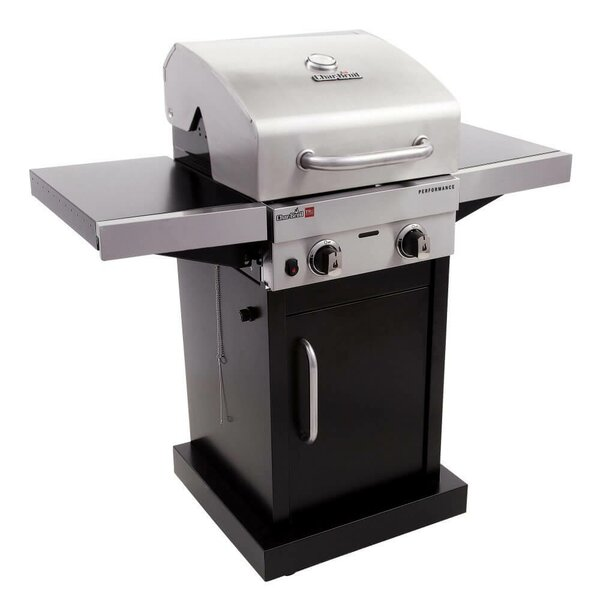 Performance TRU-Infrared 2-Burner Propane Gas Grill by Char-Broil