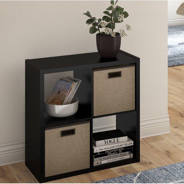 Decorative Cube Bookcase By ClosetMaid
