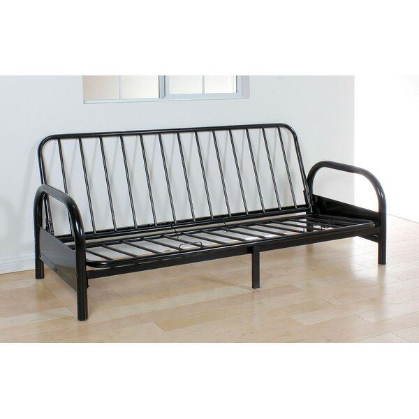 Grisham Adjustable Metal Convertible Sofa by Ebern Designs