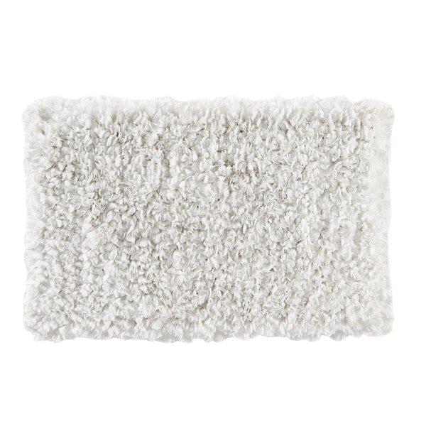 Lieberman Rectangle Cotton Blend Bath Rug