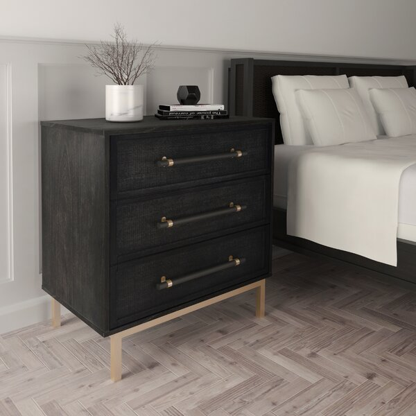 Sophia 3 Drawer Chest by Hopper Studio