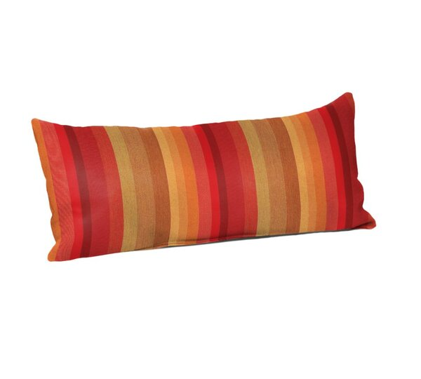 Morrisonville Astoria Sunset Outdoor Lumbar Pillow by Charlton Home