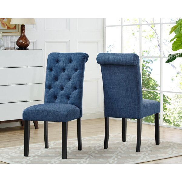 Niall Upholstered Dining Chair (Set of 2) by Darby Home Co