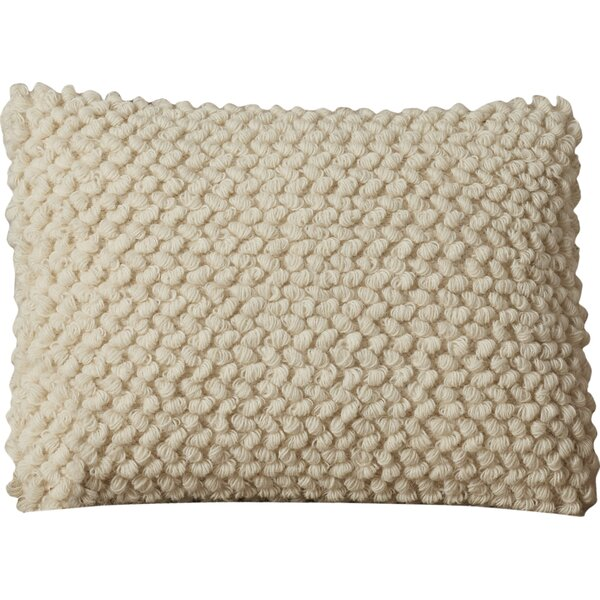 Othello Wool Lumbar Pillow by August Grove| @ $69.00
