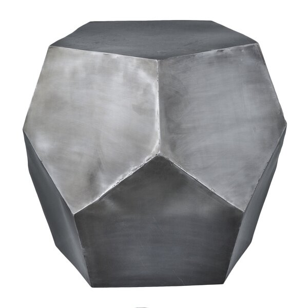 Diamond Decor Stool by Fashion N You by Horizon Interseas