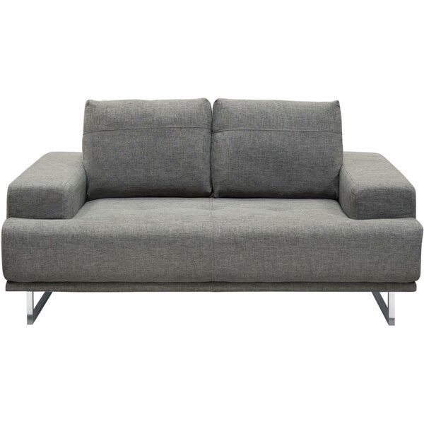 Eisley Adjustable Backrest Loveseat By Orren Ellis Today Sale Only
