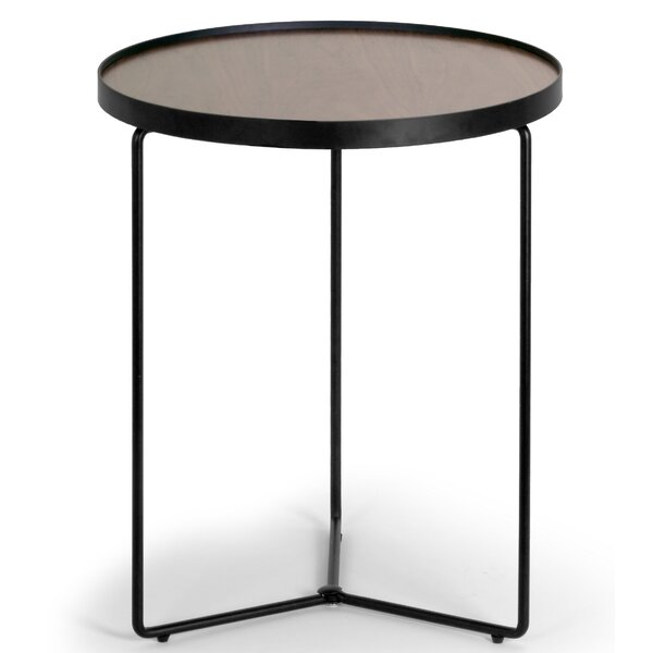 Ailsa End Table by Glamour Home Decor