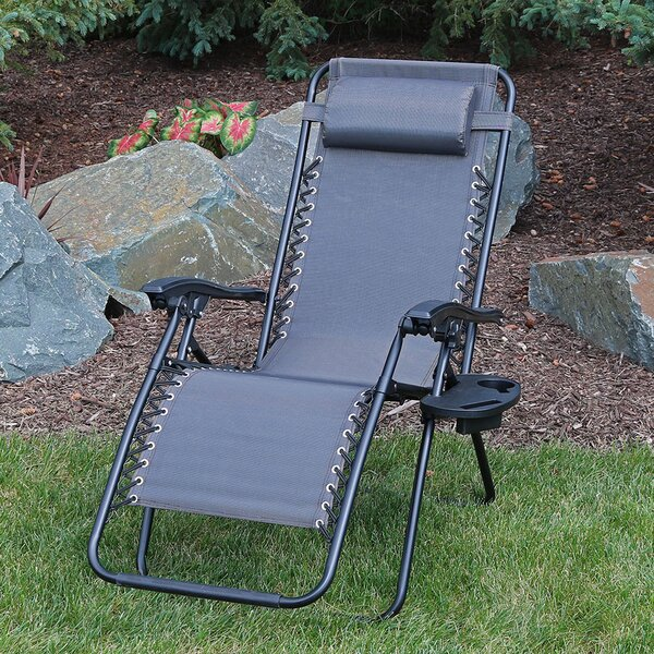 Juliette Reclining Zero Gravity Chair By Freeport Park