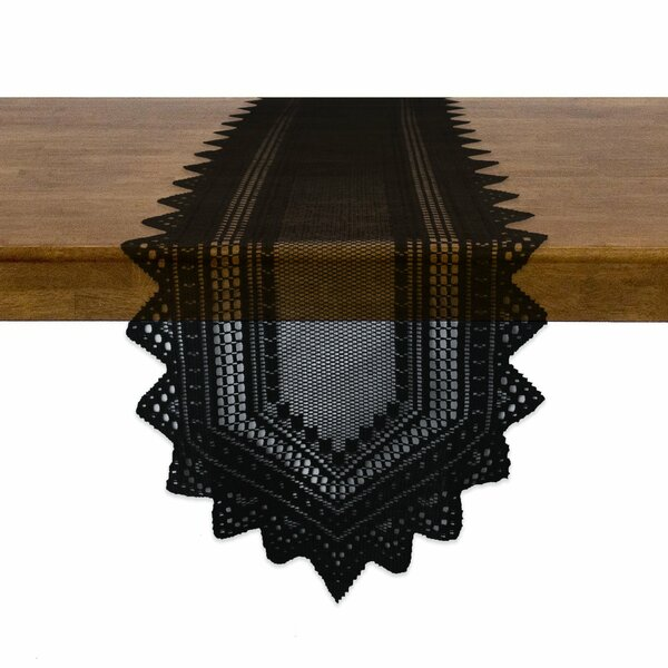 Nordic Lace Table Runner by Design Imports