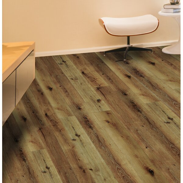 Oasis 8 x 48 x 12mm European Oak Laminate Flooring in Sahara by All American Hardwood
