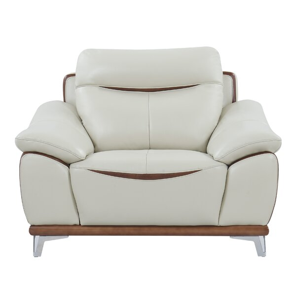 Lechner Club Chair by Orren Ellis