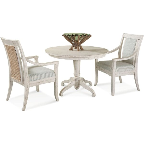 Fairwind Upholstered Dining Arm Chair by Braxton Culler Braxton Culler