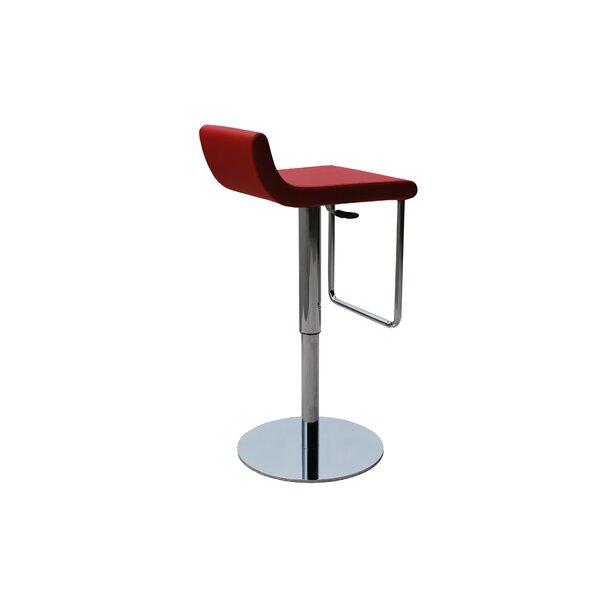 Adjustable Height Swivel Bar Stool by sohoConcept sohoConcept