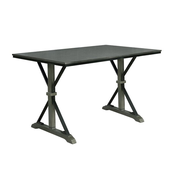 Palou Counter Height Dining Table by Gracie Oaks