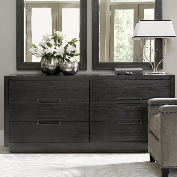 Carrera 6 Drawer Double Dresser by Lexington