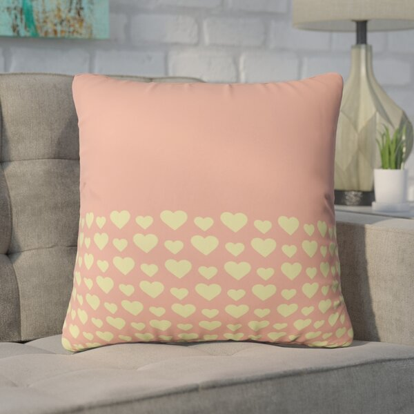 Coger Summer Love Indoor/Outdoor Throw Pillow