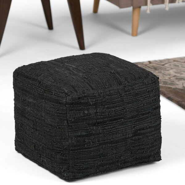Sumpter Pouf by Williston Forge