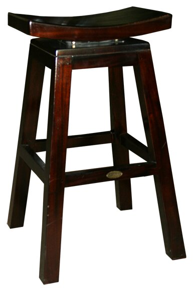 30 Swivel Bar Stool by Chic Teak