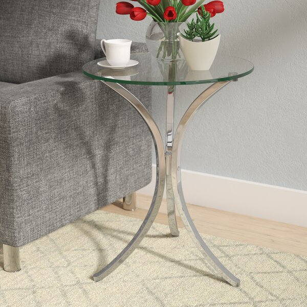 Oxbow End Table by Wade Logan