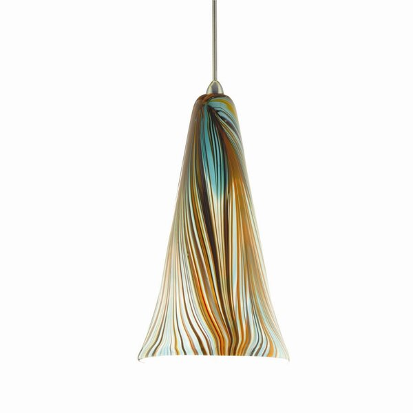 Zanzibar Quick Connect Pendant by WAC Lighting