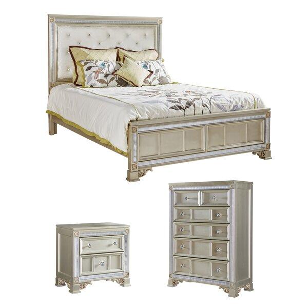 Skaggs Standard Configurable Bedroom Set by House of Hampton