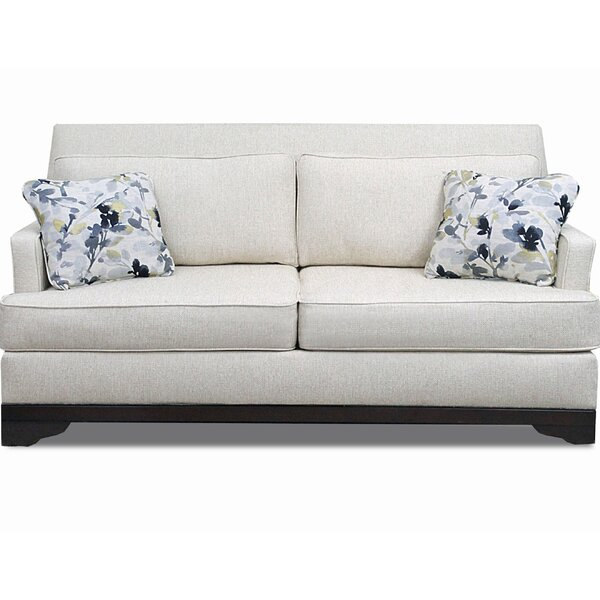 Jamestown Standard Loveseat by Rosecliff Heights