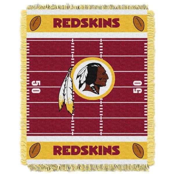 NFL Redskins Field Baby Blanket by Northwest Co.