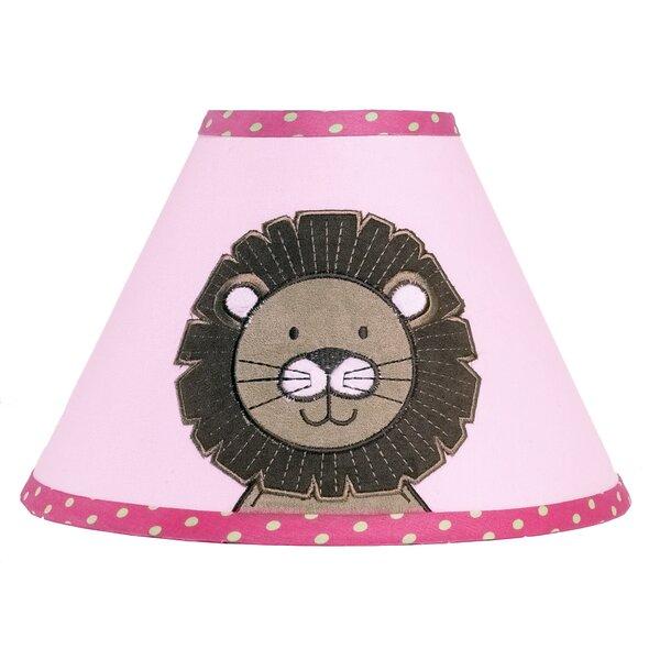 Jungle Friends 7 Cotton Empire Lamp Shade by Sweet Jojo Designs