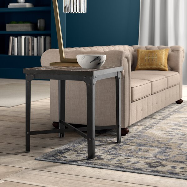 Review Glastonbury End Table