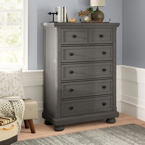 Calila 5 Standard Dresser/Chest by Birch Lane™ Heritage