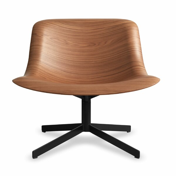 Nonesuch Swivel Lounge Chair By Blu Dot