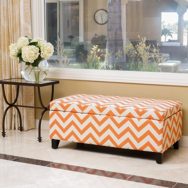 Cesare Storage Ottoman by Ebern Designs