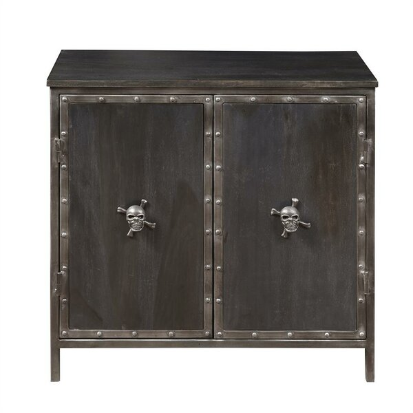 Legion Crossbone 2 Door Accent Chest by Highway To Home
