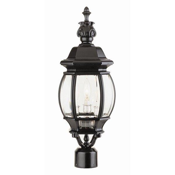 Claypool 1-Light Lantern Head by Astoria Grand