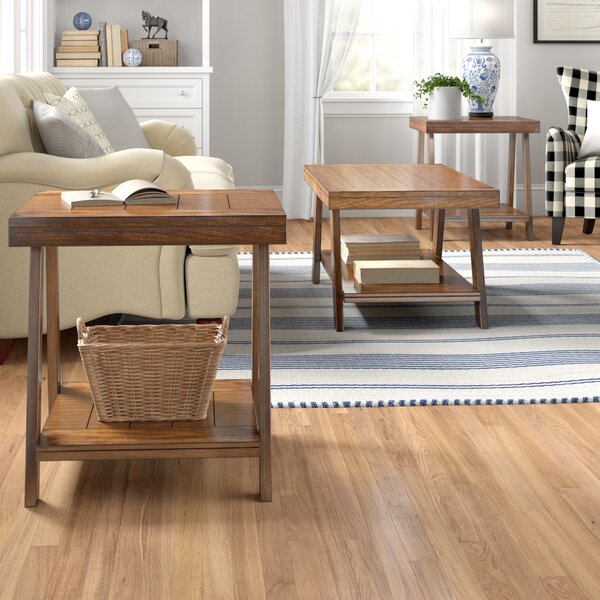 Queenborough 3 Piece Coffee Table Set