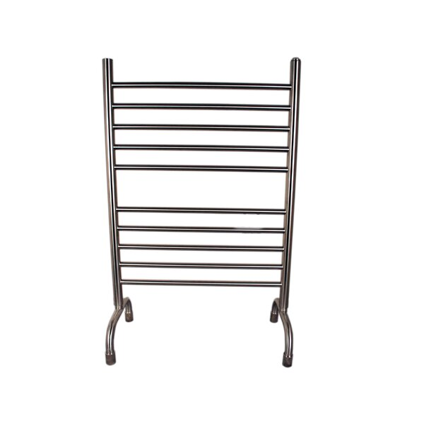 Solo Freestanding Electric Towel warmer by Amba
