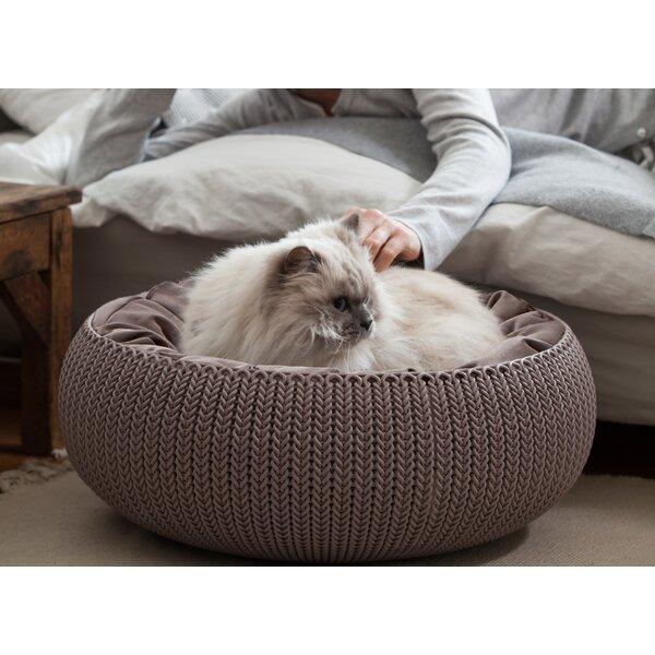 Barry Knit Cozy Pet Bed [Tucker Murphy Pet]