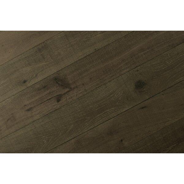 Abdi 7-1/2 Engineered Oak Hardwood Flooring in Brown by Albero Valley