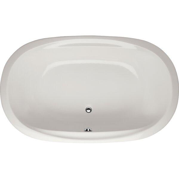 Designer Galaxie 66 x 44 Air/Whirlpool Bathtub by Hydro Systems