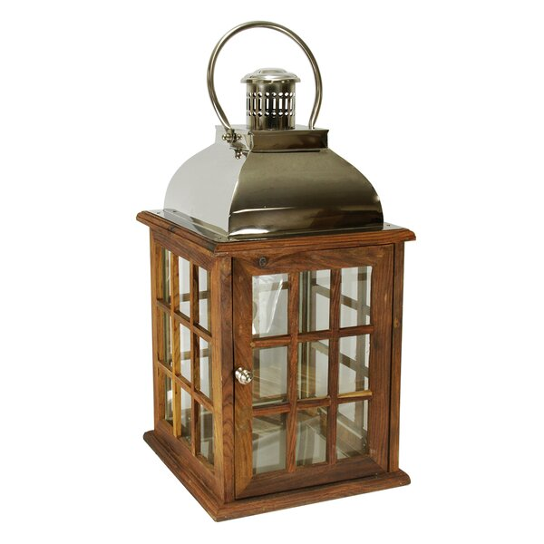 Metal Lantern by Northlight Seasonal