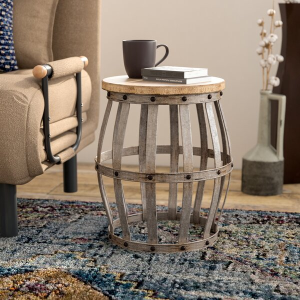Sand Springs End Table by Trent Austin Design