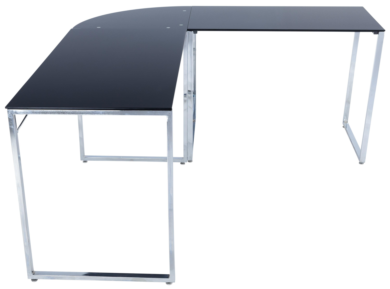 l shaped corner desk. L Shaped Corner Desk B