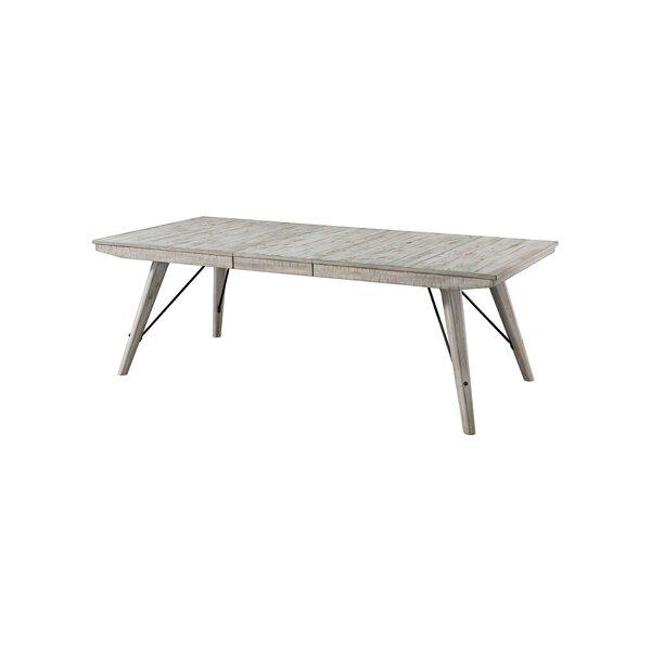 Bemelle Rustic Trestle Table by Gracie Oaks Gracie Oaks