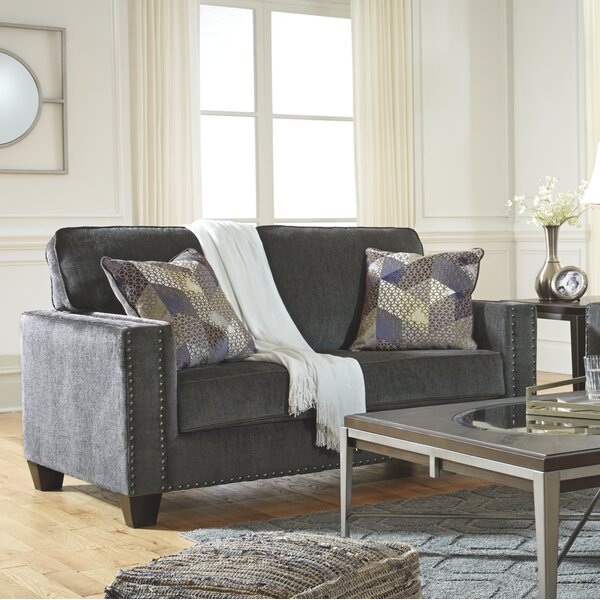 Shop Your Favorite Lundys Loveseat by Rosdorf Park by Rosdorf Park