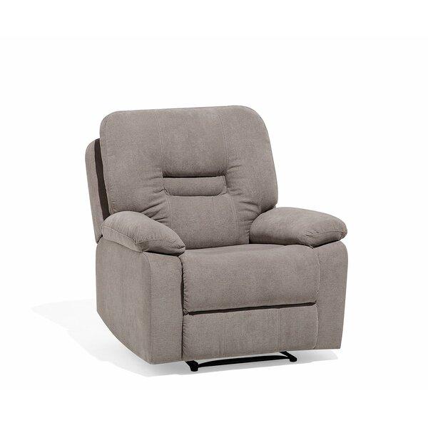Mount Barker Manual Recliner Chair [Red Barrel Studio]