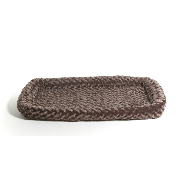 Carlyle Pet NAP Bolster Pet Bed by Tucker Murphy Pet