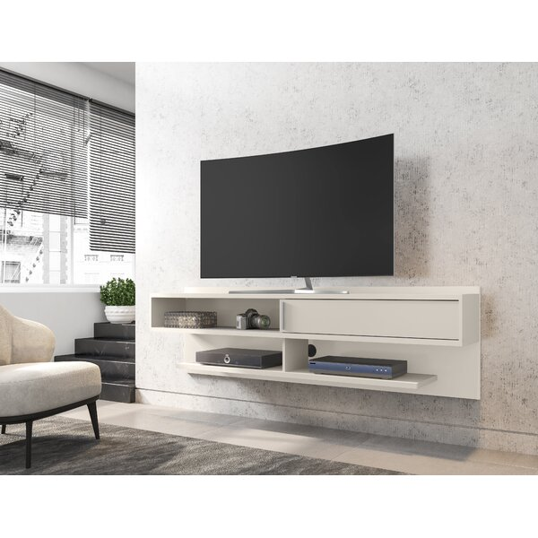 Boulton Floating TV Stand For TVs Up To 88