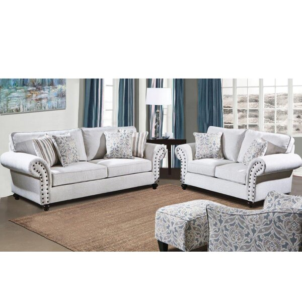 Holzer Configurable Living Room Set by Alcott Hill